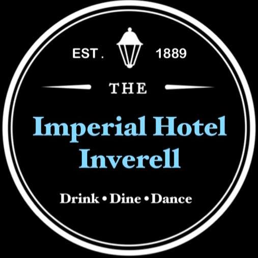 Imperial Hotel, Inverell Logo
